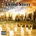 LilOne205 - United States of Alabama mixtape cover art