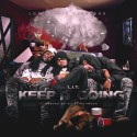 L.I.T. - Keep It Going mixtape cover art