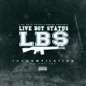 Liveboy Crew - Live Boy Status mixtape cover art