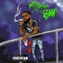 Lizzle - ThraxxxBaby mixtape cover art