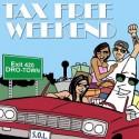 Lon G - Tax Free Weekend mixtape cover art