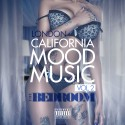 London - California Mood Music 2 (The Bedroom) mixtape cover art