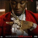Lor Scoota - Live From The A mixtape cover art