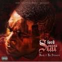 Lord Scar - Back 2 Da Streetz mixtape cover art