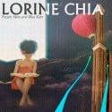 Lorine Chia - Purple Skies & Blue Rain mixtape cover art