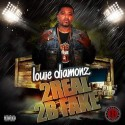 Louie Diamonz - 2 Real 2B Fake mixtape cover art