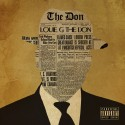 Louie G The Don - The Don mixtape cover art