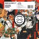 Lunde Bros, Olin Batista & Regilio - Miami Allstars EP mixtape cover art