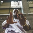 LVfromCLE - Before Broken Records  mixtape cover art