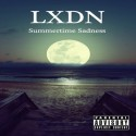 LXDN - Summertime Sadness mixtape cover art