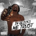 M 1 Muzik - In Glocks We Trust mixtape cover art