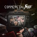 M. Stacks - Commercial Free mixtape cover art