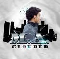 M.A. - Clouded mixtape cover art