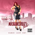 Mac Bre-z - Mechanicsville's Finest mixtape cover art
