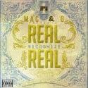Mac & G - Real Recognize Real mixtape cover art