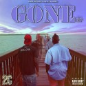 Mac John & Gump - Gone EP mixtape cover art