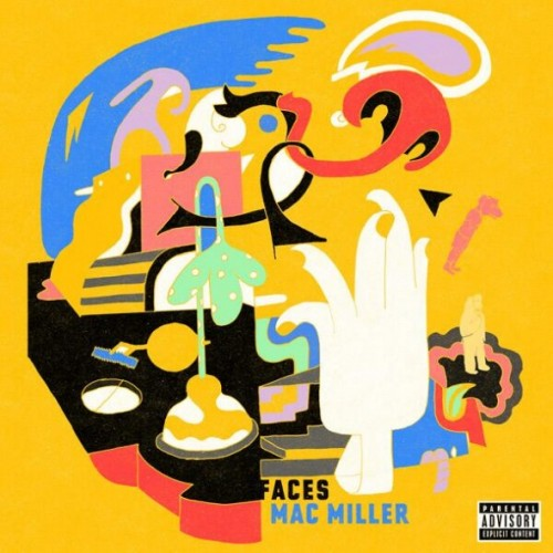 Mac Miller Faces Nodj