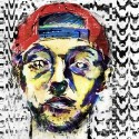 Mac Miller - Macadelic mixtape cover art