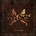 Machete - The Doom EP mixtape cover art