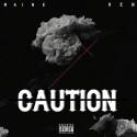 Maine & Hen - Caution mixtape cover art