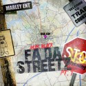 Major Black - Fa Da Streetz mixtape cover art