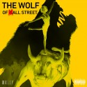 Mally - The Wolf Of Mall Street mixtape cover art