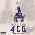 ManeMane4CGG - 4CG mixtape cover art