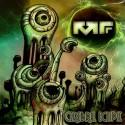 Manic Focus - Cerebral Eclipse mixtape cover art