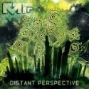 Manic Focus - Distant Perspective mixtape cover art