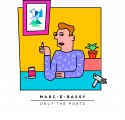 Marc E. Bassy - Only The Poets mixtape cover art