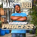 Marcus Areli - Grindin' Process 2 mixtape cover art