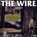 Marlo - The Wire mixtape cover art