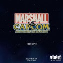 Richie Branson & Solar Slim - Marshall Vs. Capcom mixtape cover art