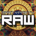 MartyParty - RAW mixtape cover art