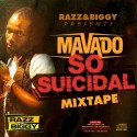 Mavado - So Suicidal mixtape cover art