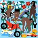 Meek Mill - Expensive Pain mixtape cover art