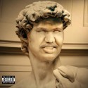 Michael Christmas - Is This Art? mixtape cover art