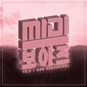 Midi - V2.0 (New Beginnings)  mixtape cover art
