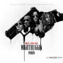 Migos & Young Thug - Migo Thuggin mixtape cover art