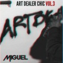 Miguel - Art Dealer Chic 3 mixtape cover art
