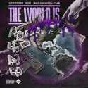 Mike Brown Da Czar - The World Is Czar mixtape cover art