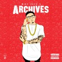 Mike Dash E - Archives mixtape cover art