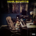 Mike Schpitz - Live From The Blap Cave mixtape cover art
