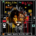 Mikey Lion & Bengal - The Big Cats EP mixtape cover art