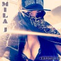 Mila J - #Westside mixtape cover art