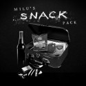 Milu & HypaRave - Snack Pack 3 mixtape cover art