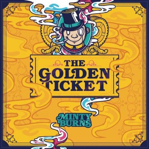 Minty Burns   The Golden Ticket (Mixtape)
