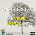 Mista Freezy - The Coldest Summer Ever mixtape cover art