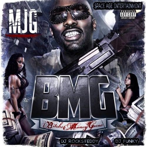 MJG - Bitches Money Guns - DJ Rocksteddy, DJ Funky