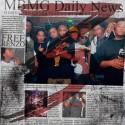 Mob Squad - S.O.S. 3 mixtape cover art